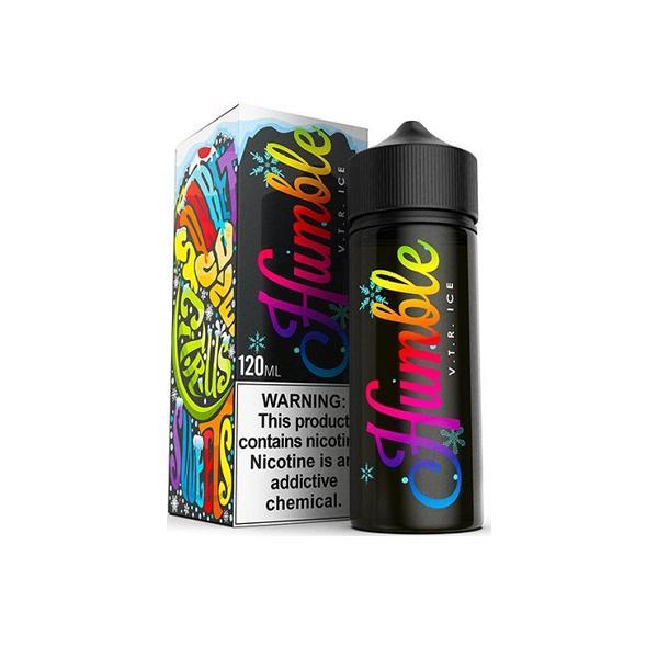 Humble Juice Ice Range 100ml Shortfill 0mg (80VG/20PG) 100ml Shortfills 10