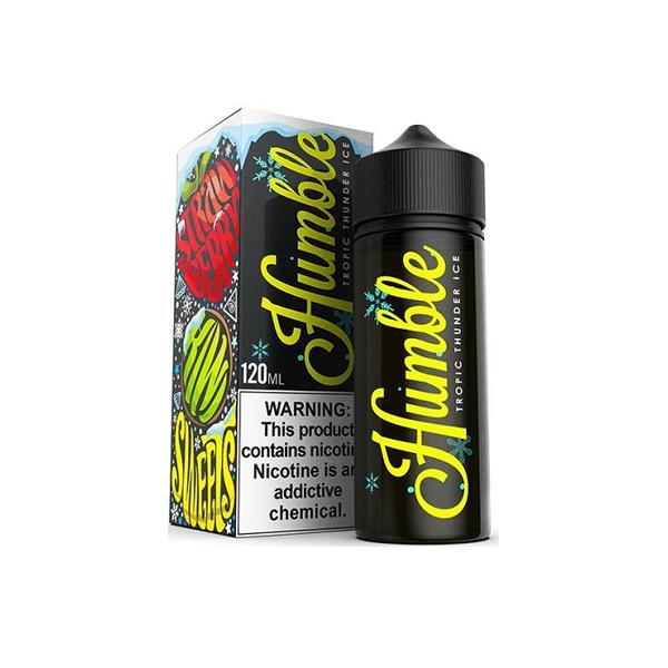 Humble Juice Ice Range 100ml Shortfill 0mg (80VG/20PG) 100ml Shortfills 8