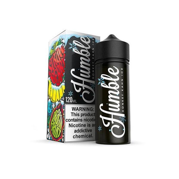 Humble Juice Ice Range 100ml Shortfill 0mg (80VG/20PG) 100ml Shortfills 2