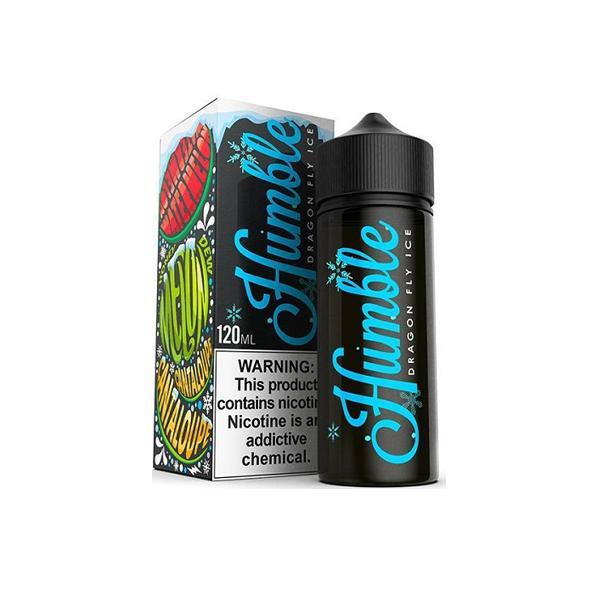 Humble Juice Ice Range 100ml Shortfill 0mg (80VG/20PG) 100ml Shortfills 4