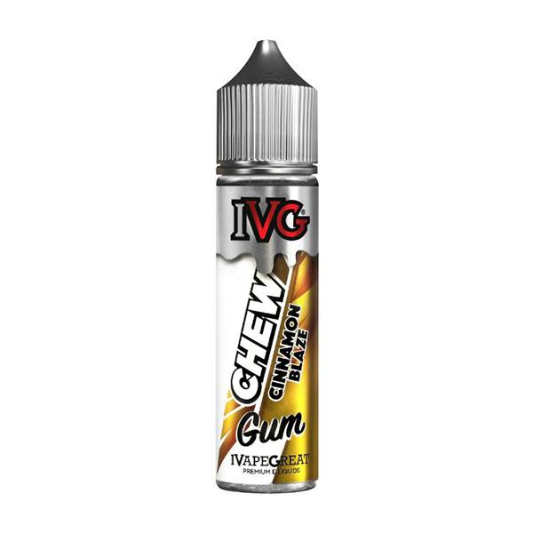 I VG Chew Gum 0mg 50ml Shortfill (70VG/30PG) 50ml Shortfills 2