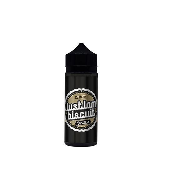 Just Jam Biscuit 0mg 100ml Shortfill (80VG/20PG) 100ml Shortfills 2