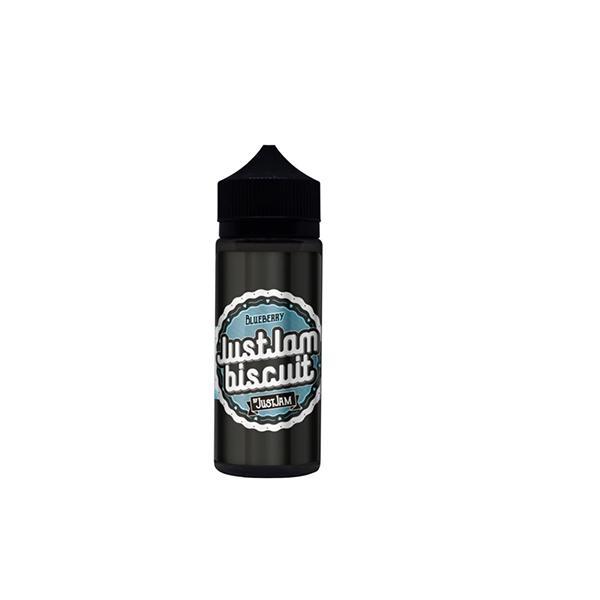 Just Jam Biscuit 0mg 100ml Shortfill (80VG/20PG) 100ml Shortfills 4