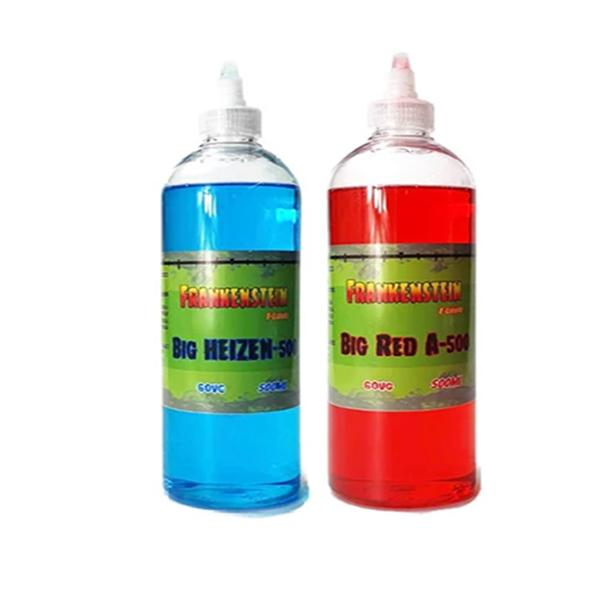 Frankenstein 0mg 500ml Shortfill (60VG/40PG) Vaping Products 4