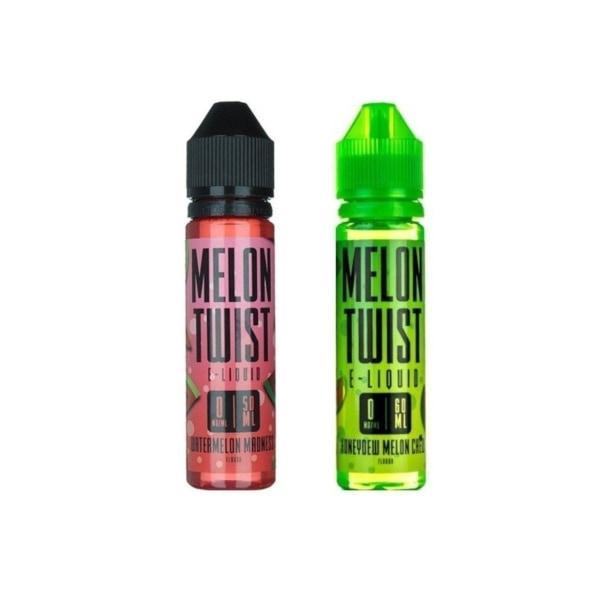 Melon Twist 0mg 50ml Shortfill (70VG/30PG) 50ml Shortfills 2