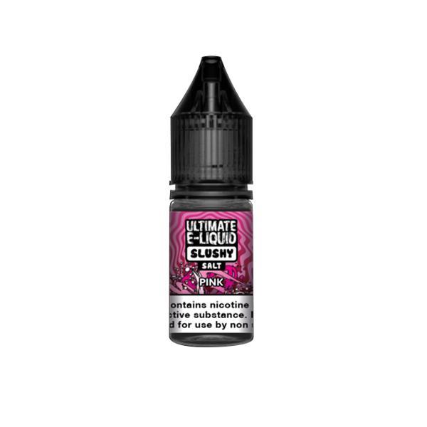10mg Ultimate E-liquid Slushy Nic Salts 10ml (50VG/50PG) Vaping Products 4