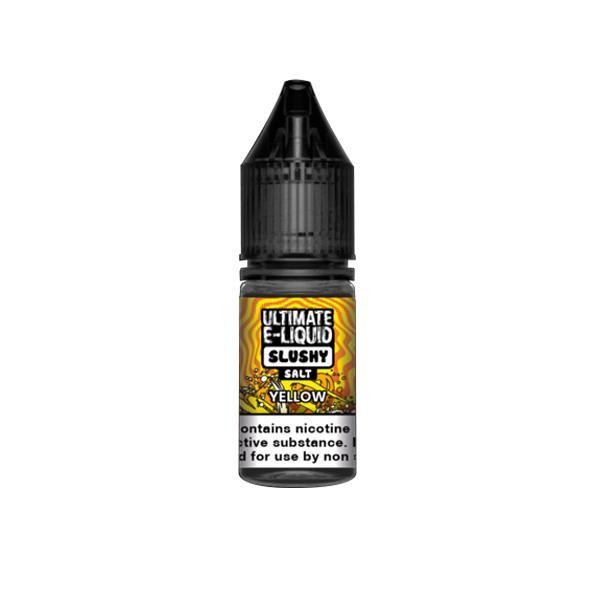 10mg Ultimate E-liquid Slushy Nic Salts 10ml (50VG/50PG) Vaping Products 6