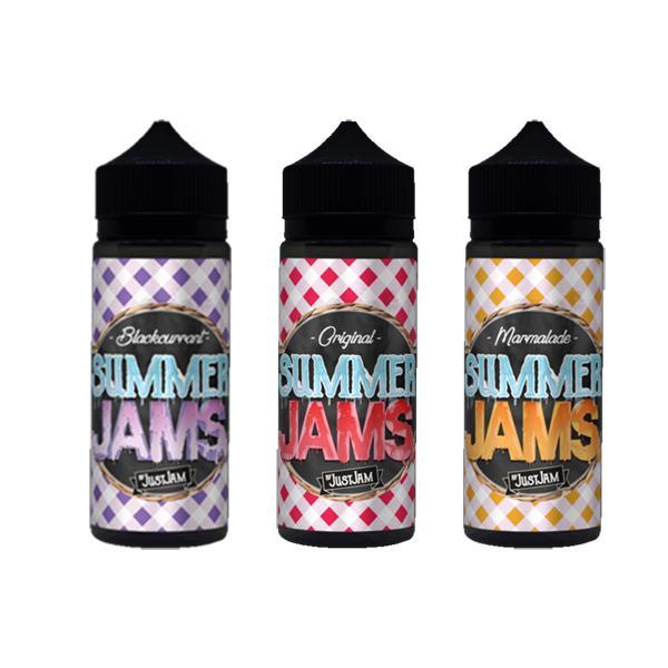 Summer Jam by Just Jam  0mg 100ml Shortfill (80VG/20PG) 100ml Shortfills 4