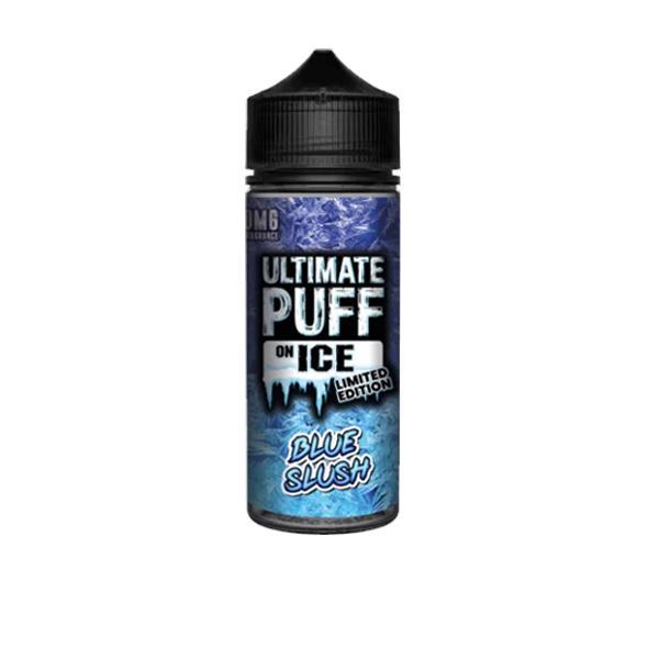 Ultimate Puff On Ice 0mg 100ml Shortfill (70VG/30PG) 100ml Shortfills 6