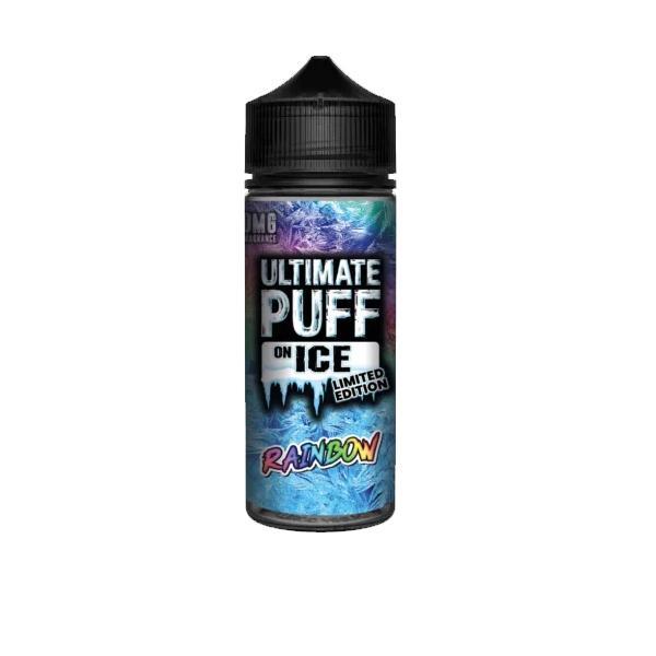 Ultimate Puff On Ice 0mg 100ml Shortfill (70VG/30PG) 100ml Shortfills 5