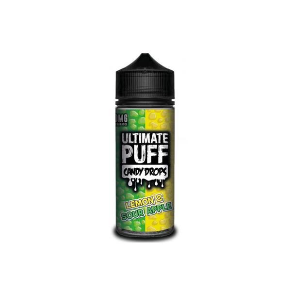 Ultimate Puff Candy Drops 0mg 100ml Shortfill (70VG/30PG) 100ml Shortfills 2