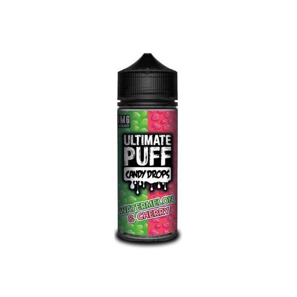 Ultimate Puff Candy Drops 0mg 100ml Shortfill (70VG/30PG) 100ml Shortfills 7