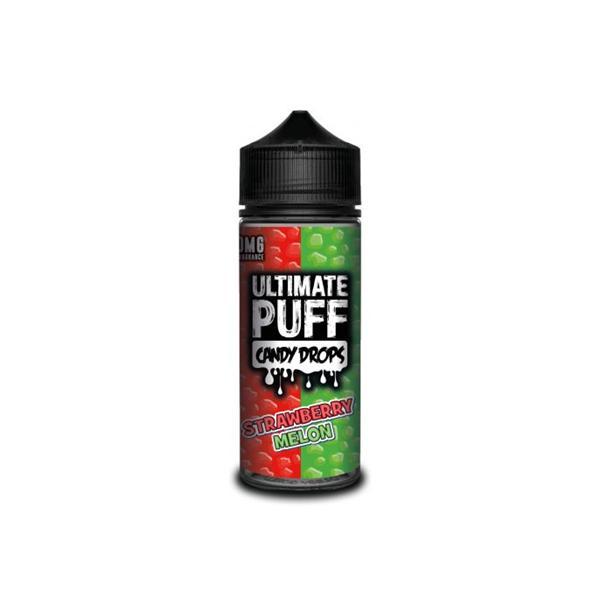 Ultimate Puff Candy Drops 0mg 100ml Shortfill (70VG/30PG) 100ml Shortfills 8