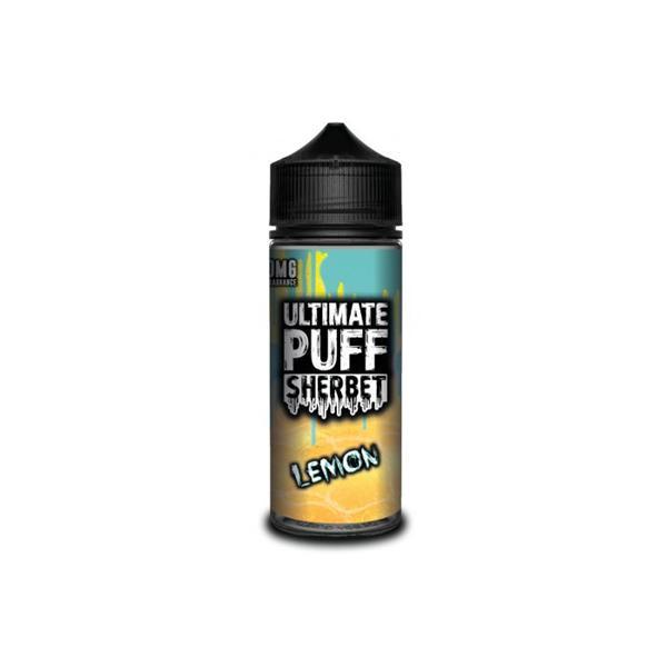 Ultimate Puff Sherbet 0mg 100ml Shortfill (70VG/30PG) 100ml Shortfills 6