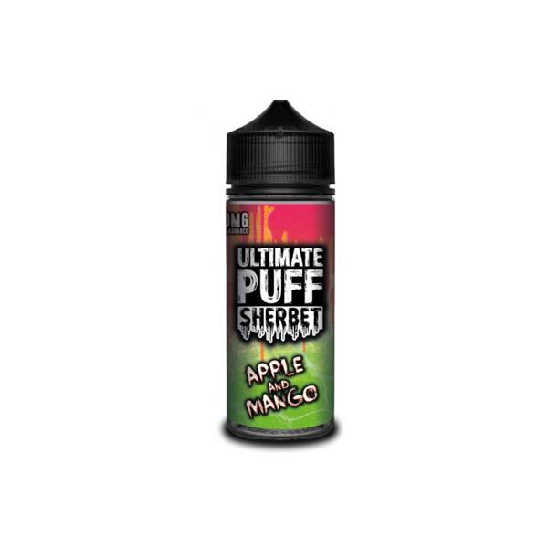 Ultimate Puff Sherbet 0mg 100ml Shortfill (70VG/30PG) 100ml Shortfills 5