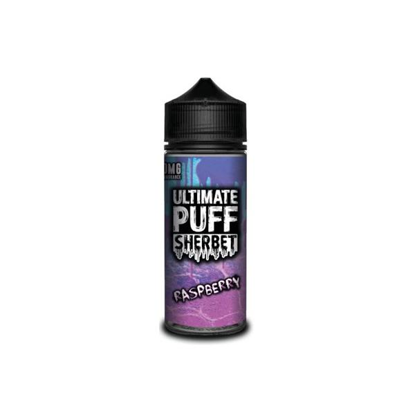Ultimate Puff Sherbet 0mg 100ml Shortfill (70VG/30PG) 100ml Shortfills 7