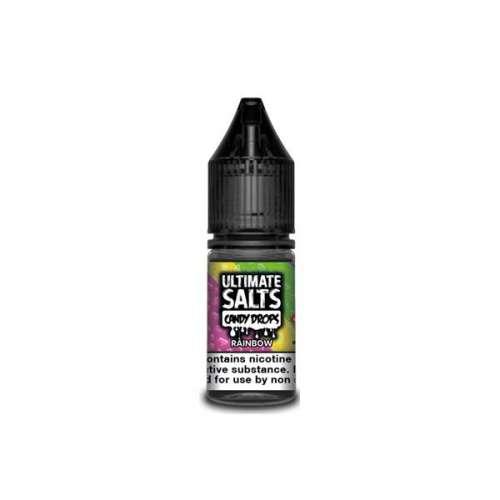 "<a href=""https://wvvapes.co.uk/20mg-ultimate-puff-salts-candy-drops-10ml-flavoured-nic-salts"">20MG Ultimate Puff Salts Candy Drops 10ML Flavoured Nic Salts</a> Nic Shots & Salts"