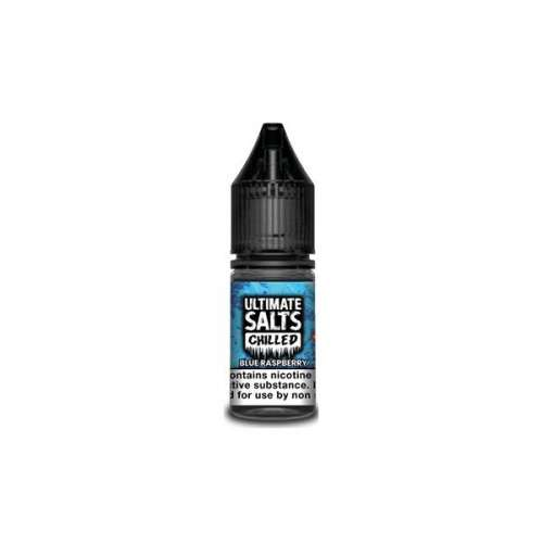"""<a href=""""https://wvvapes.co.uk/20mg-ultimate-puff-salts-chilled-10ml-flavoured-nic-salts-50vg-50pg"""">20MG Ultimate Puff Salts Chilled 10ML Flavoured Nic Salts (50VG/50PG)</a> Nic Shots & Salts"""