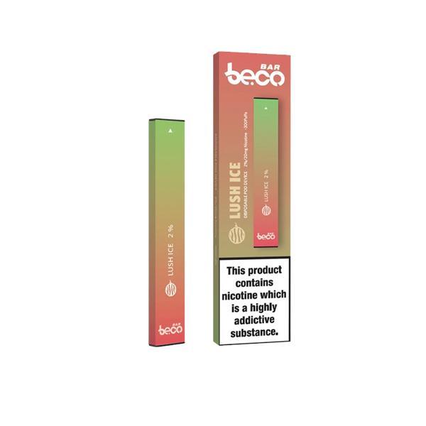 20mg Vaptio Beco Bar Disposable Vape Pod Disposable Vapes 8