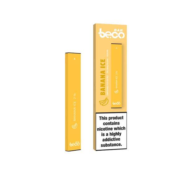 20mg Vaptio Beco Bar Disposable Vape Pod Disposable Vapes 7