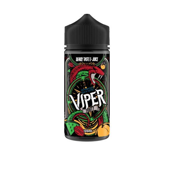 Viper Deadly Tastee E-Liquid 100ml Shortfill 0mg (70VG/30PG) 100ml Shortfills 12