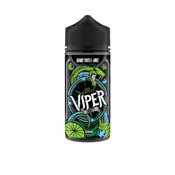 Viper Deadly Tastee E-Liquid 100ml Shortfill 0mg (70VG/30PG) 100ml Shortfills 11