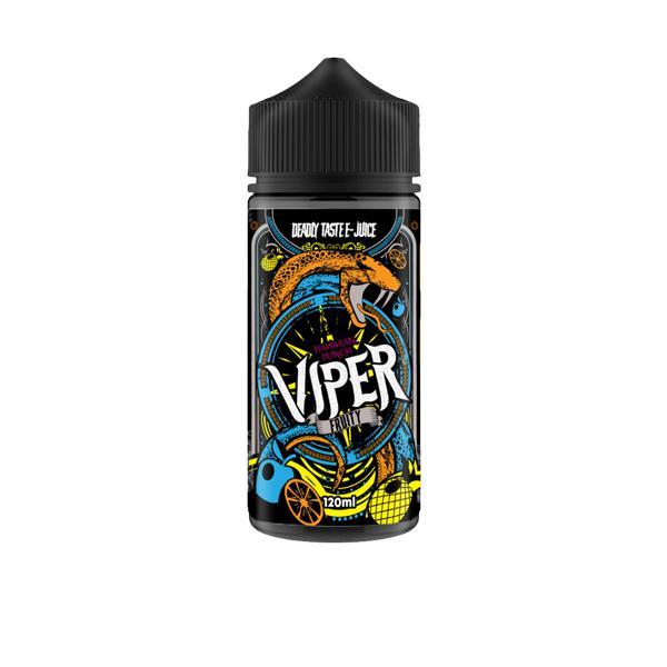 Viper Deadly Tastee E-Liquid 100ml Shortfill 0mg (70VG/30PG) 100ml Shortfills 4