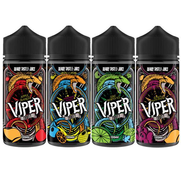 Viper Deadly Tastee E-Liquid 100ml Shortfill 0mg (70VG/30PG) 100ml Shortfills 3