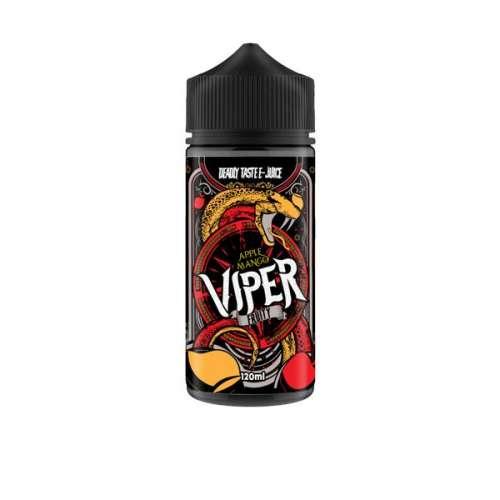 """<a href=""""https://wvvapes.co.uk/viper-deadly-tastee-e-liquid-100ml-shortfill-0mg-70vg-30pg"""">Viper Deadly Tastee E-Liquid 100ml Shortfill 0mg (70VG/30PG)</a> 100ml Shortfills"""