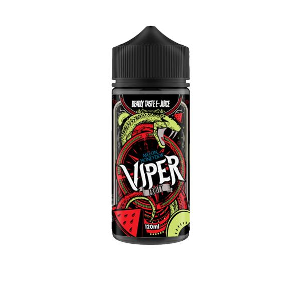 Viper Deadly Tastee E-Liquid 100ml Shortfill 0mg (70VG/30PG) 100ml Shortfills 10