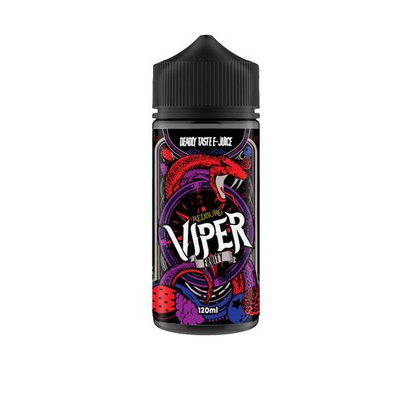 Viper Deadly Tastee E-Liquid 100ml Shortfill 0mg (70VG/30PG) 100ml Shortfills 5