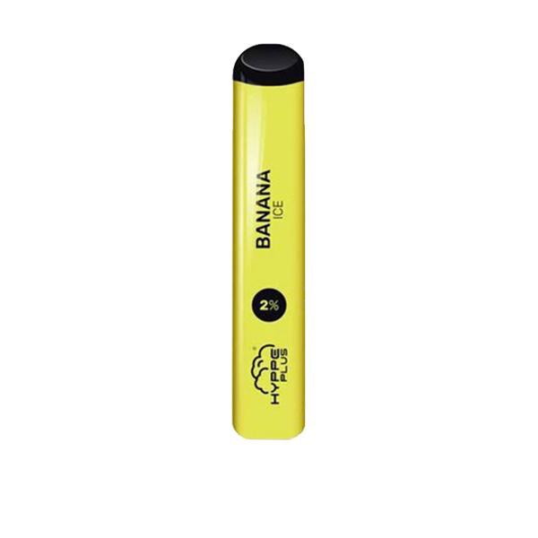 20mg Hyppe Plus Disposable Vape Pod 400 Puffs Disposable Vapes 4