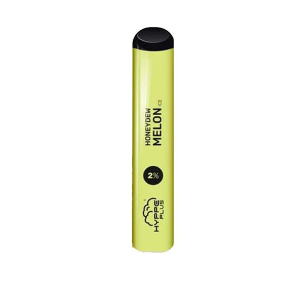 20mg Hyppe Plus Disposable Vape Pod 400 Puffs Disposable Vapes 10