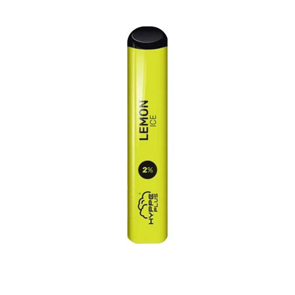 20mg Hyppe Plus Disposable Vape Pod 400 Puffs Disposable Vapes 8