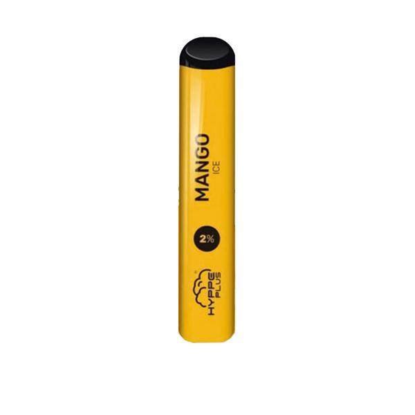 20mg Hyppe Plus Disposable Vape Pod 400 Puffs Disposable Vapes 6