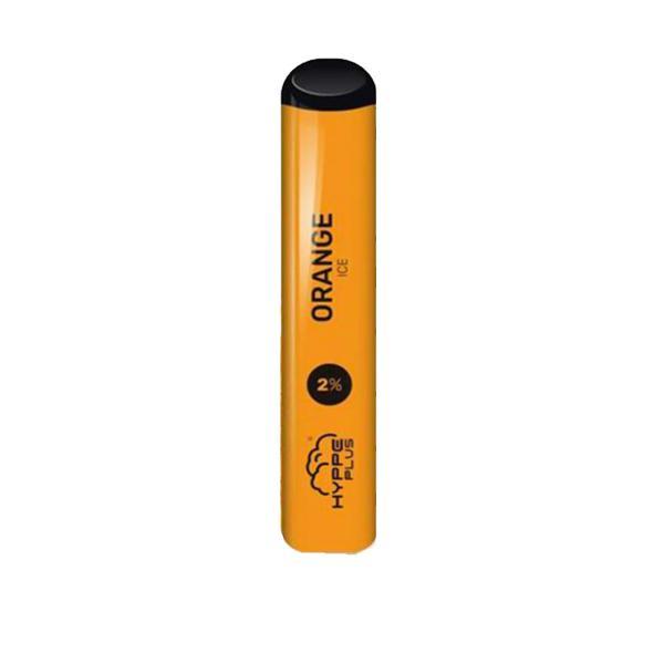 20mg Hyppe Plus Disposable Vape Pod 400 Puffs Disposable Vapes 5