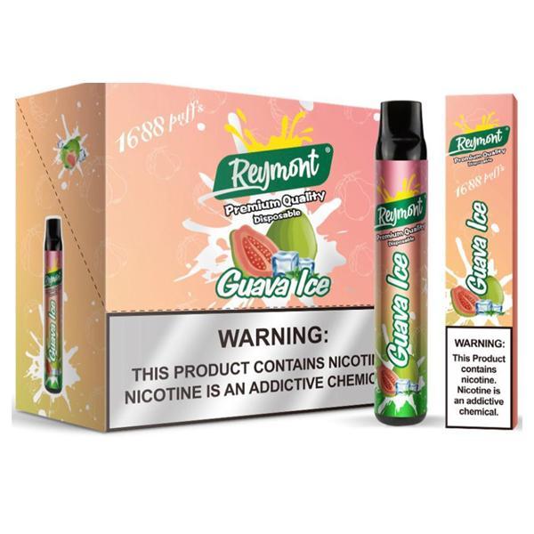 20mg Reymont Premium Quality Disposable Vape Pod 1688 Puffs 3 for £18 - Disposable Vapes 5