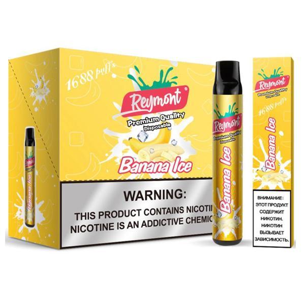 20mg Reymont Premium Quality Disposable Vape Pod 1688 Puffs 3 for £18 - Disposable Vapes 2
