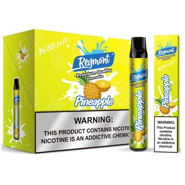 20mg Reymont Premium Quality Disposable Vape Pod 1688 Puffs 3 for £18 - Disposable Vapes 3