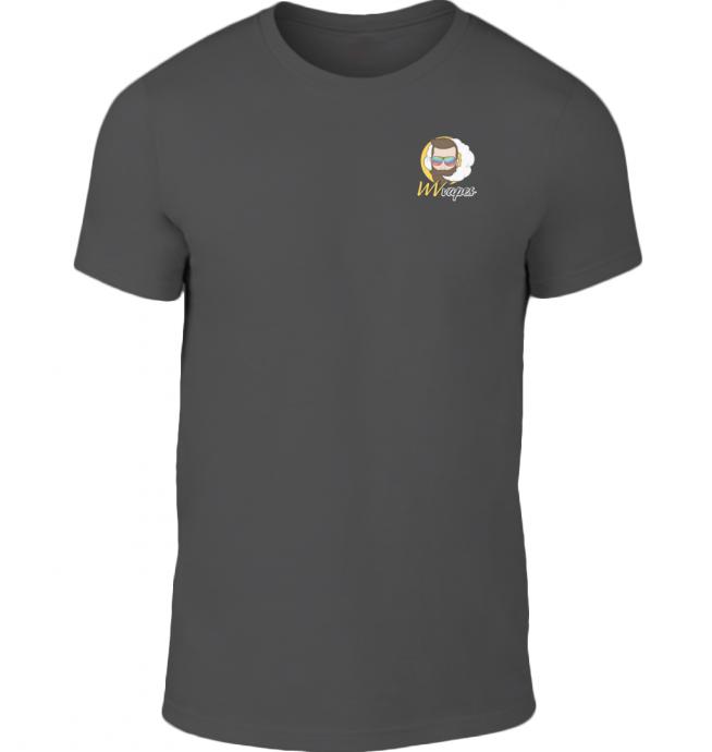 WV Vapes – Short Sleeve T-Shirt Merch 2