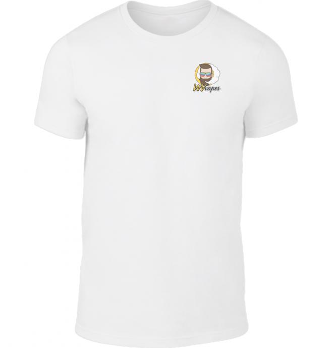 WV Vapes – Short Sleeve T-Shirt Merch 3