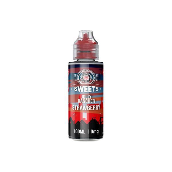 Vape Duty Free Sweets 100ml Shortfill 0mg (70VG/30PG) 100ml Shortfills 6