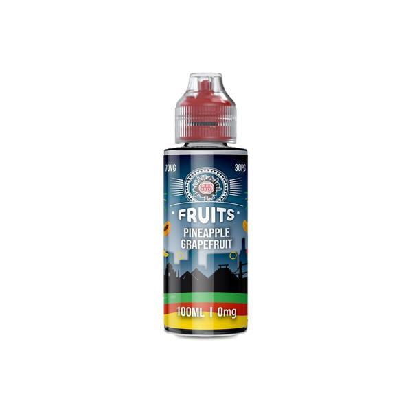 Vape Duty Free Fruits 100ml Shortfill 0mg (70VG/30PG) 100ml Shortfills 5