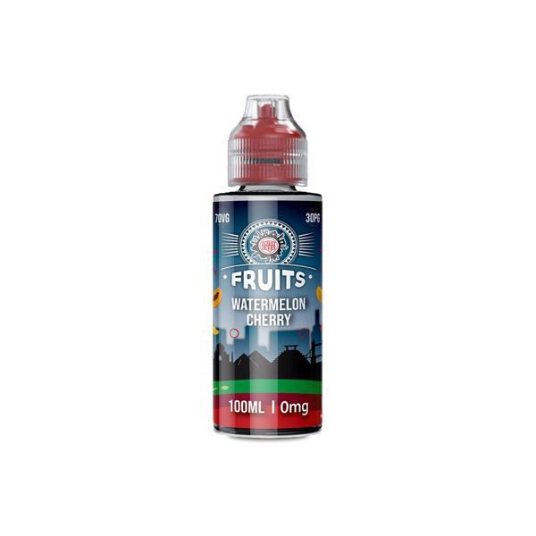 Vape Duty Free Fruits 100ml Shortfill 0mg (70VG/30PG) 100ml Shortfills 2