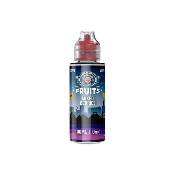 Vape Duty Free Fruits 100ml Shortfill 0mg (70VG/30PG) 100ml Shortfills 4