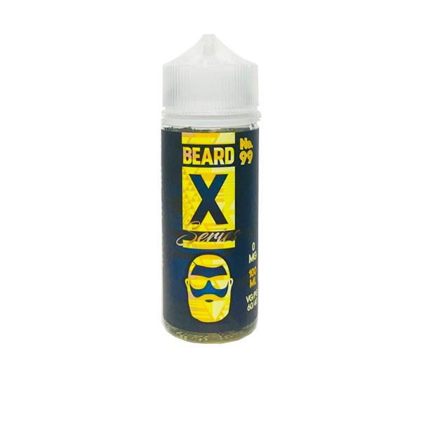 Beard Vape By X Series 100ml Shortfill 0mg (60VG/40PG) 100ml Shortfills 5