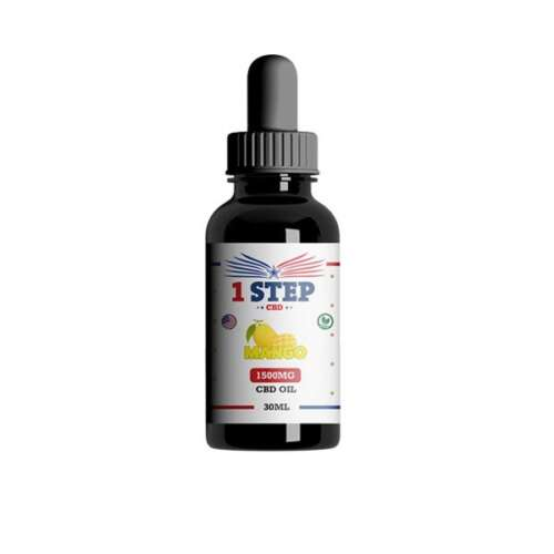 "<a href=""https://wvvapes.co.uk/1-step-cbd-1500mg-cbd-flavoured-oil-30ml"">1 Step CBD 1500mg CBD Flavoured Oil 30ml</a> CBD Oil"