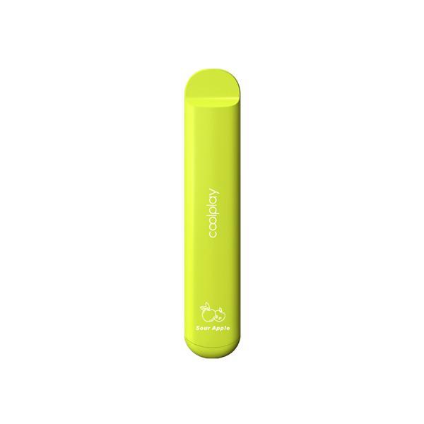 20mg Coolplay X15 Disposable Vape Pod 575 Puffs 500+ Puffs Disposables 4