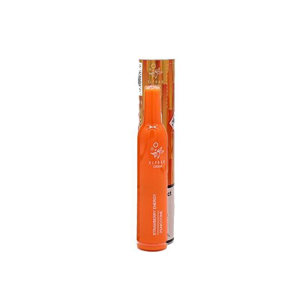 20mg Elf Bar CR500 Disposable Vape Pod 500 Puffs 3 for £10 - Disposable Vapes 9