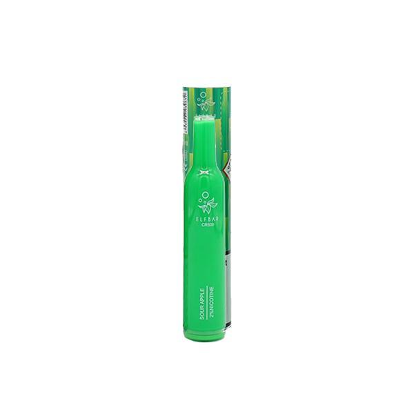 20mg Elf Bar CR500 Disposable Vape Pod 500 Puffs 3 for £10 - Disposable Vapes 7